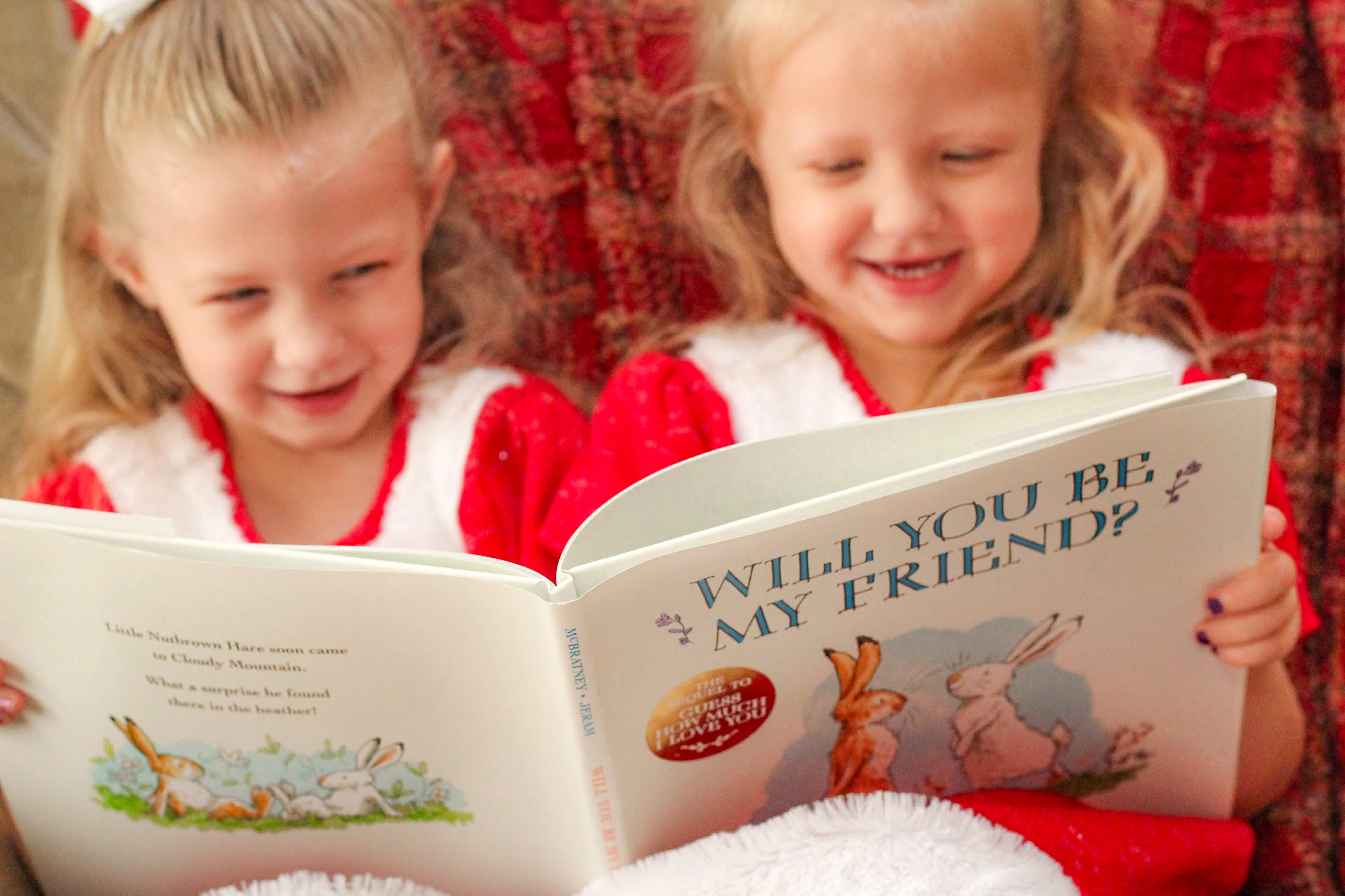 Meaningful Read: Children's Friendship Books