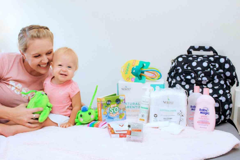 Mom + Baby Essentials