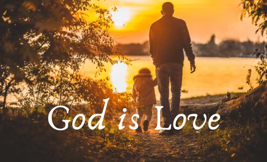 God is love family devotional