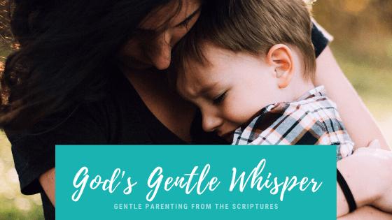 Gentle parenting from Scriptures