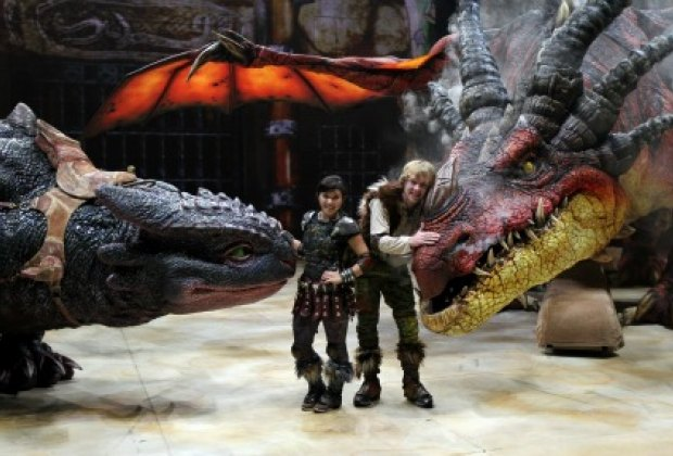 How to Train Your Dragon Live Spectacular: See Fire ...