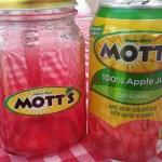 Mott's 100% Apple Juice Celebrates Summer!