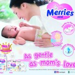 MERRIES, Japan's #1 Diaper Brand, is now in the Philippines