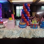 Max's Restaurant #KiddiePartytotheMax Party Packages