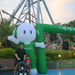 National Selfie Day with OPPO at Enchanted Kingdom