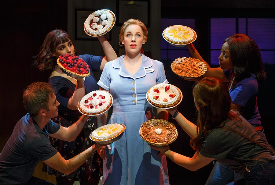 waitress the muscial