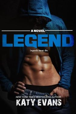 Katy Evans Legend Cover Reveal