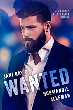 COVER REVEAL Wanted by Jani Kay & Normandie Alleman