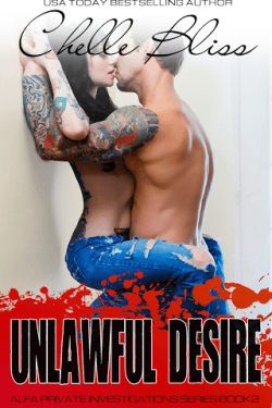 Unlawful Desire Cover Reveal