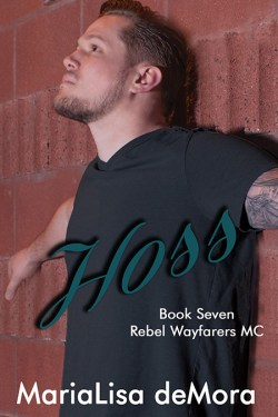 Hoss by MariaLisa deMora