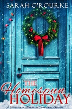 The Homespun Holiday by Sarah O'Rouke Blog Tour