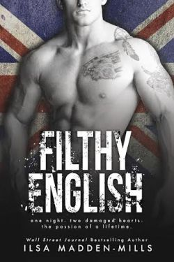 COVER REVEAL Filthy English By Ilsa Madden-Mills