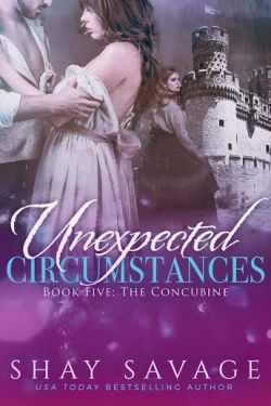Cover Reveal & Pre-Order: The Concubine (Unexpected Circumstances #5)