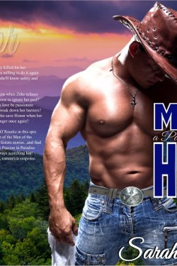 New Release ~ Man of Honor by Sarah O'Rourke
