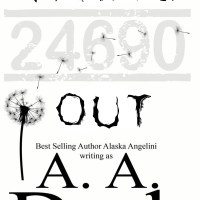 White Out Cover Reveal by Alaska Angelini