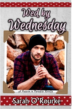 Wed by Wednesday Release Day By Sarah O'Rourke