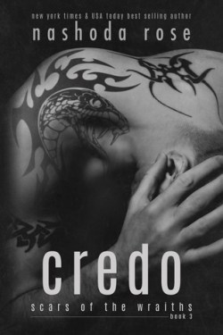 Credo (Scars of the Wraiths, Book 3) by Nashoda Rose Release