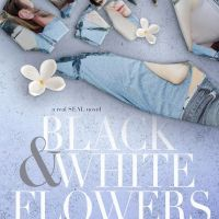Black & White Flowers by Rachel Robinson