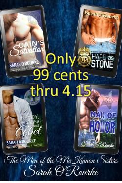 Series sale! By Sarah O'Rourke