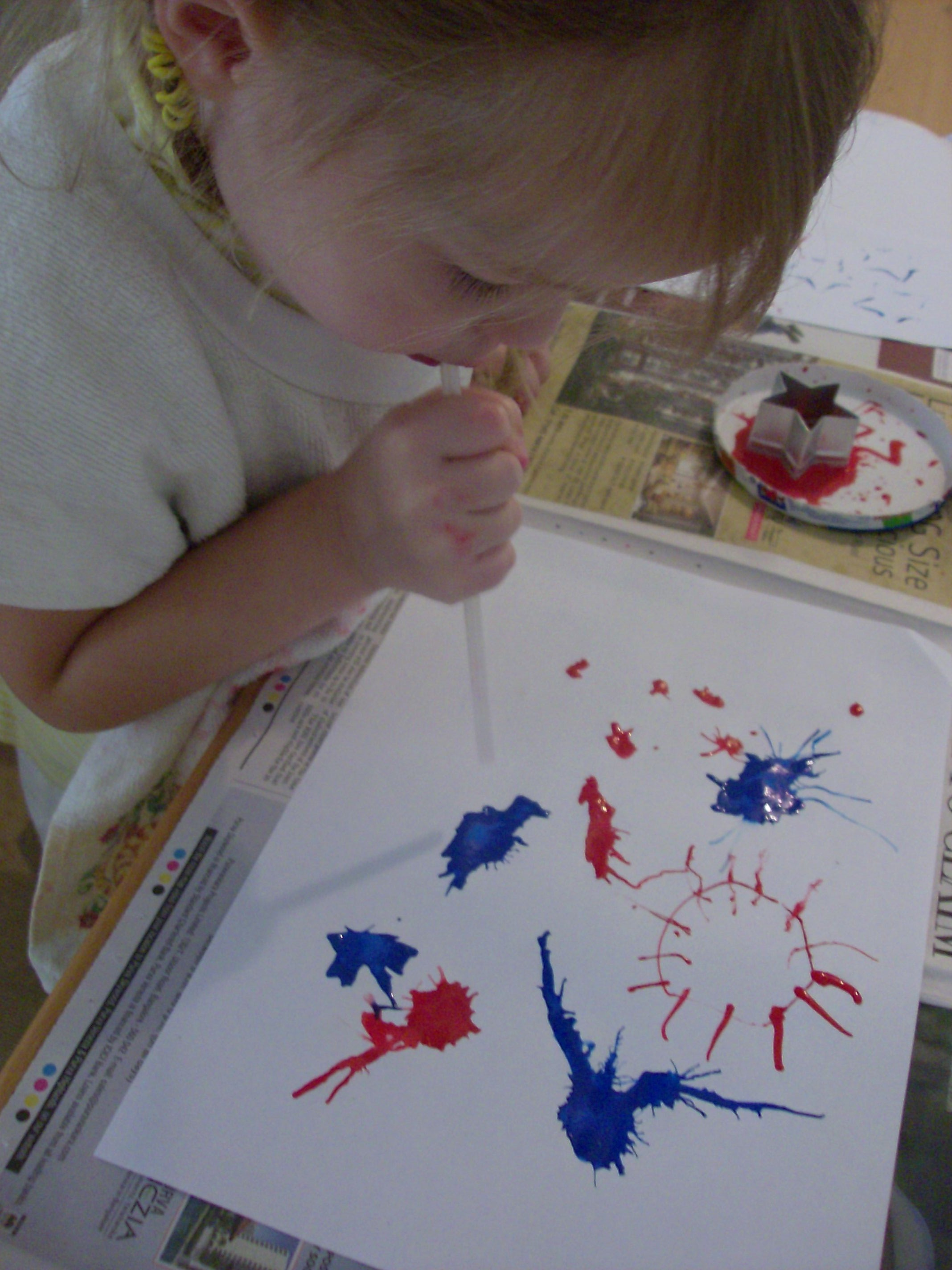 4 Patriotic Kids Crafts For Independence Day