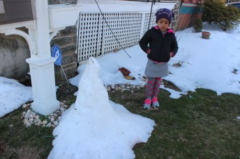 Our Snowman Has Melted