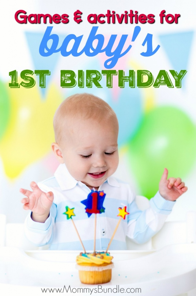 The Best Party Games For Babys First Birthday Mommys