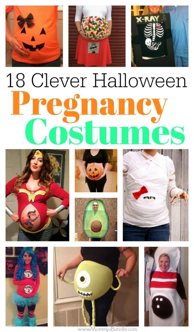 best diy pregnant halloween costumes   frameimage