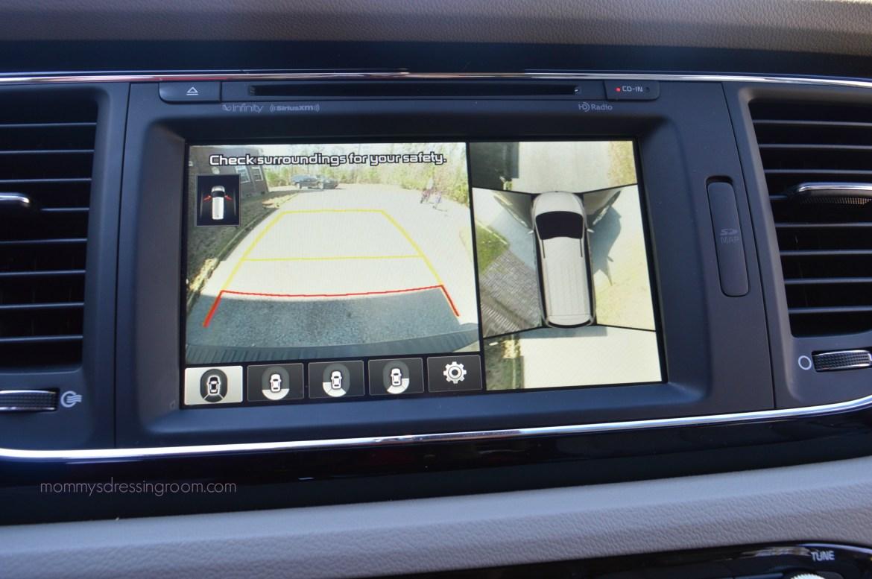 Kia Sedona, driveshop, sxl, car review, mini van, soccer mom, backup camera