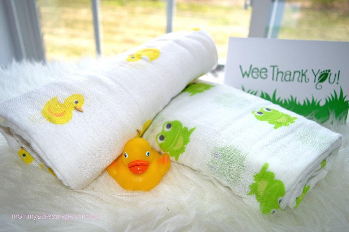 wee sprout-swaddle-muslin-organic cotton