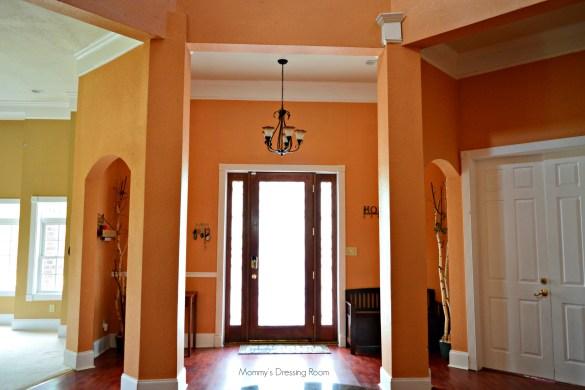 foyer-interior design-diy-renovation-decor-home renovation-hgtv