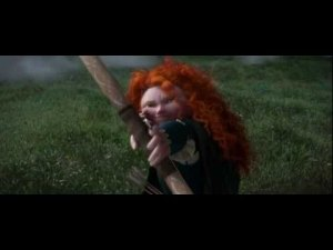 BRAVE: Disney Pixar's Next Mystical Legend
