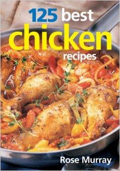 125 best chicken recipes