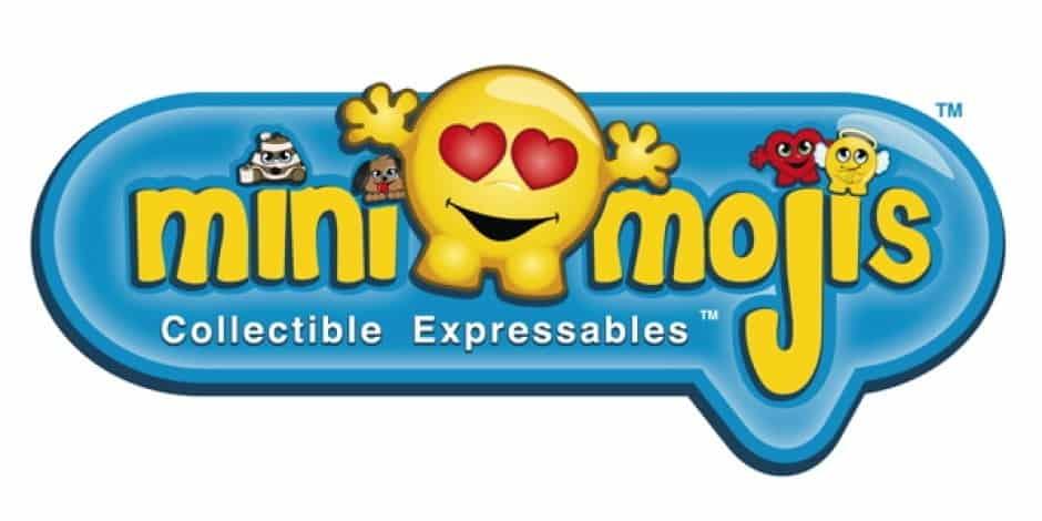 mini mojis logo