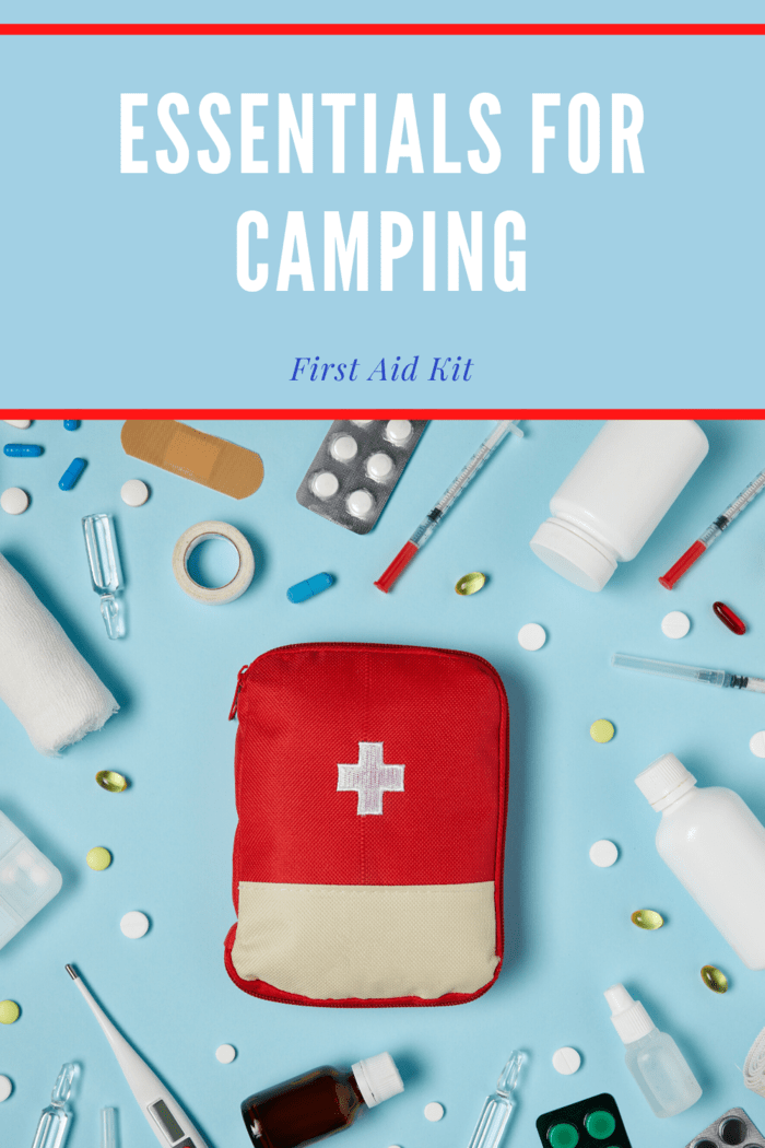 Make sure you are equipped with first aid essentials such as Band-Aid, sterile gauze, betadine, alcohol and the like.