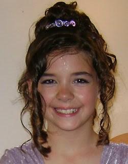 luna organics makeup for children makeover
