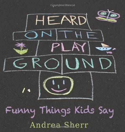 heard on the playground book
