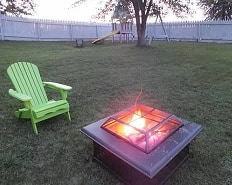 Roasting Marshmallows from the Comfort of Your Backyard with a Fire Pit