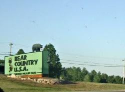 Bear Country USA, Wildlife Up Close