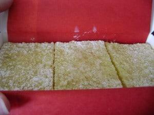 sweet sally's lemon bars