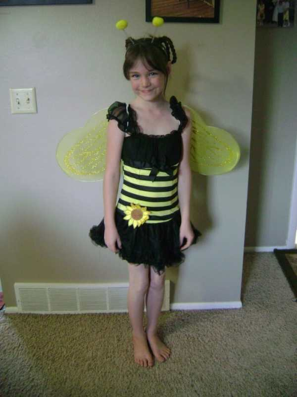 Party City Costumes bee costume