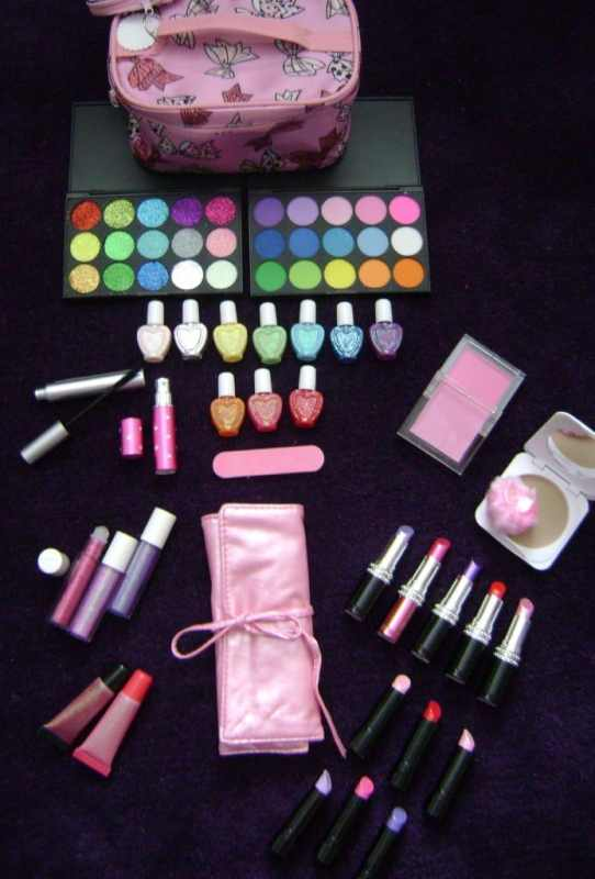 Princess Makeover Set Giveway