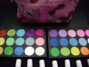 lily bug eyeshadow