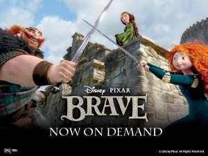 Brave on Demand