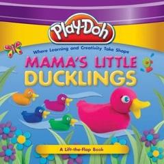 SilverDolphin - PlaydohDucklings