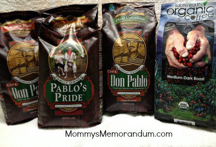 coffee: Don Pablo's