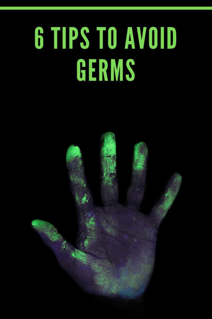 Germs are spread through hand-to-hand contact or when sneezed or coughed into the air.
