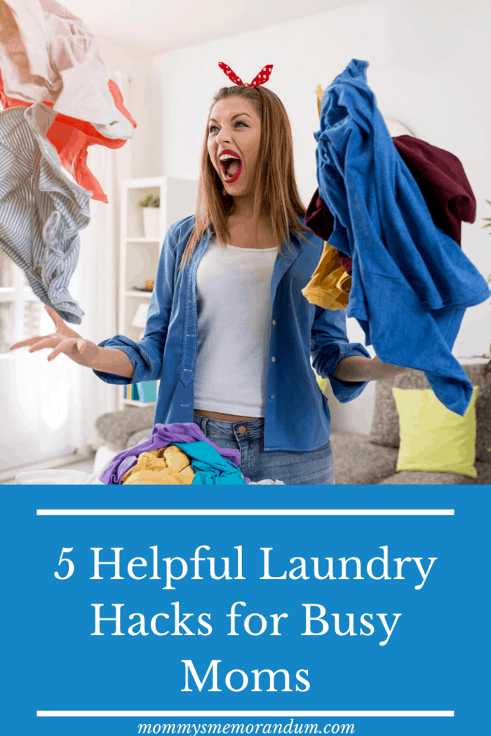 Instead of keeping a single hamper for dirty clothes, use one for whites, one for darks, and one for colors.