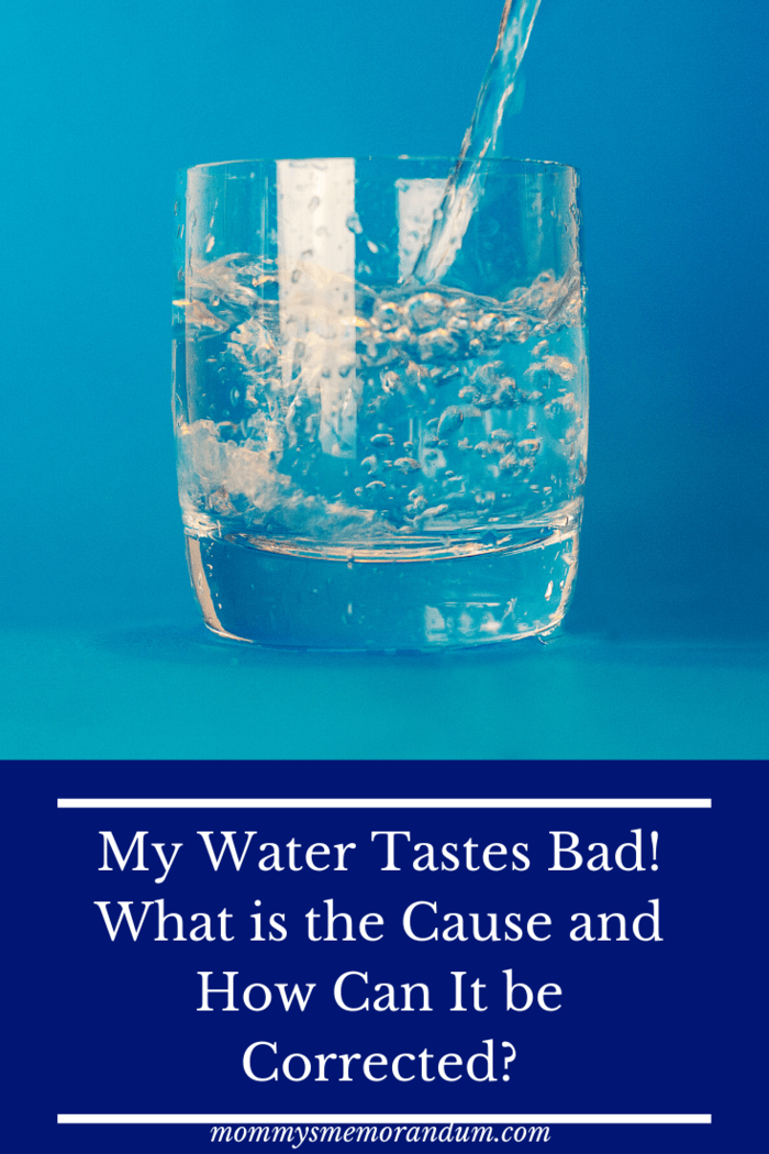 """There are many reasons why your tap water tastes off, and identifying the """"flavor"""" can help you pin down the issue."""