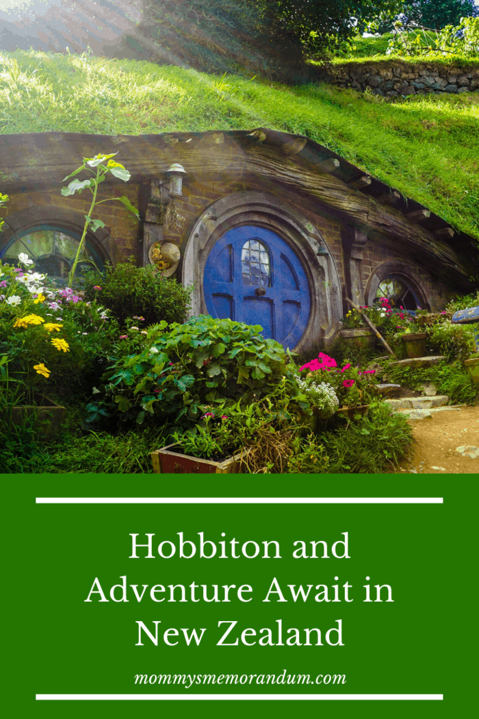 "The rich farmland is home to the Hobbiton Movie Set. Fans of the ""Lord of the Rings"" and ""The Hobbit"" films make a point of touring the shire."