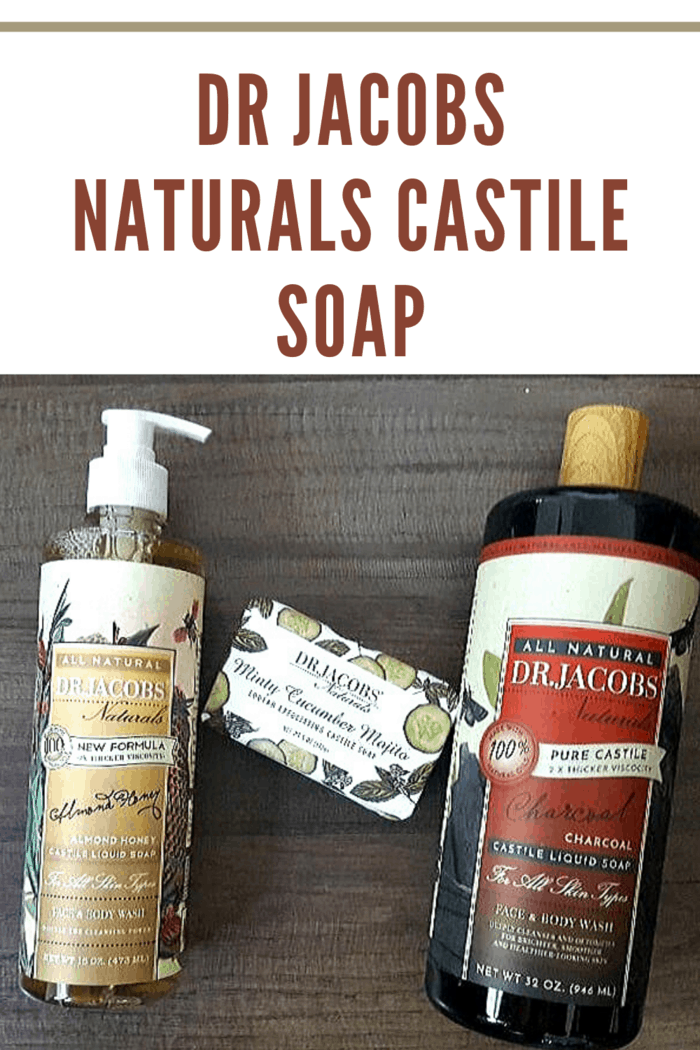 Dr. Jacob's Naturalsoffers natural multi-purpose soap products perfect for everyone in your family.